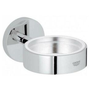 Grohe Essentials pohár és szappantartó króm 40369000