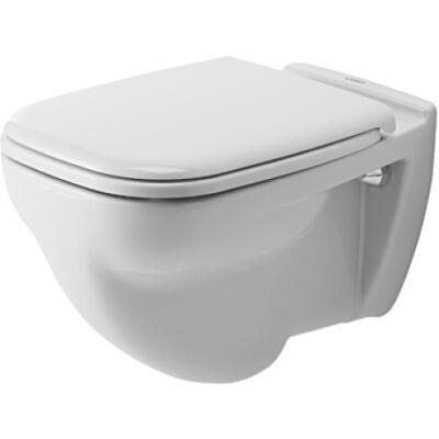 Duravit D-Code Fali WC síköblítésű 22100900002