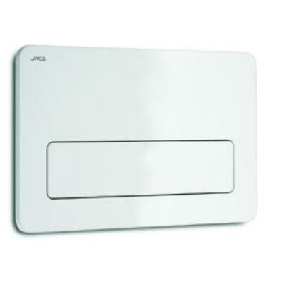 Jika Nyomólap PL3 Single Flush fehér színes 8.9365.9.004.000.1