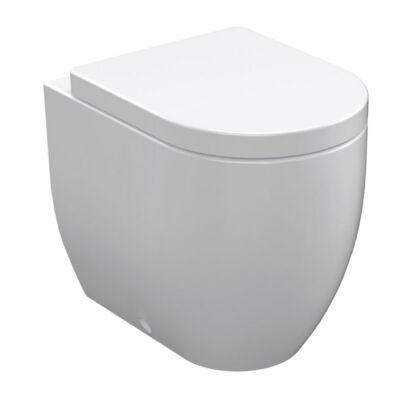 Laufen Pro Rimless álló WC mélyöblítésű, Vario lefolyós