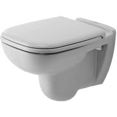 Duravit D-Code Fali WC mélyöblítésű 22090900642