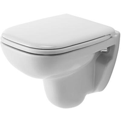 Duravit D-Code Fali WC COMPACT mélyöblítésű 22110900002