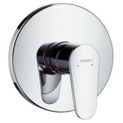 Hansgrohe Talis E2 Egykaros falsík alatti zuhanycsaptelep színkészlet króm 31666000