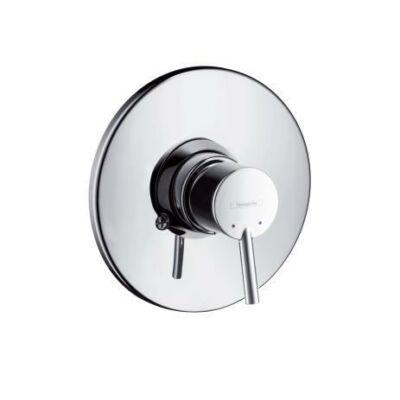 Hansgrohe Talis S Egykaros falsík alatti zuhanycsaptelep színkészlet króm 32675000