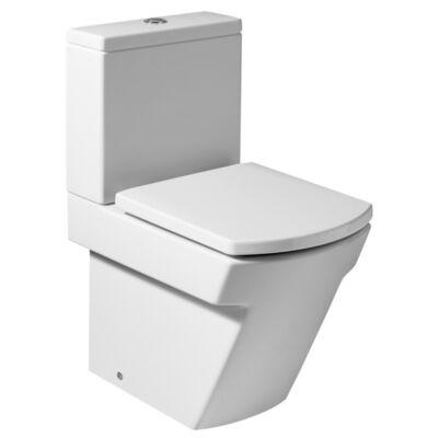 Roca Hall Kombi WC csésze fali tartályhoz mély öblítés vario lefolyó A34262S000