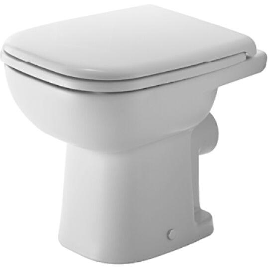 Duravit D-Code Álló WC mélyöblítésű hátsó kifolyás 21080900002