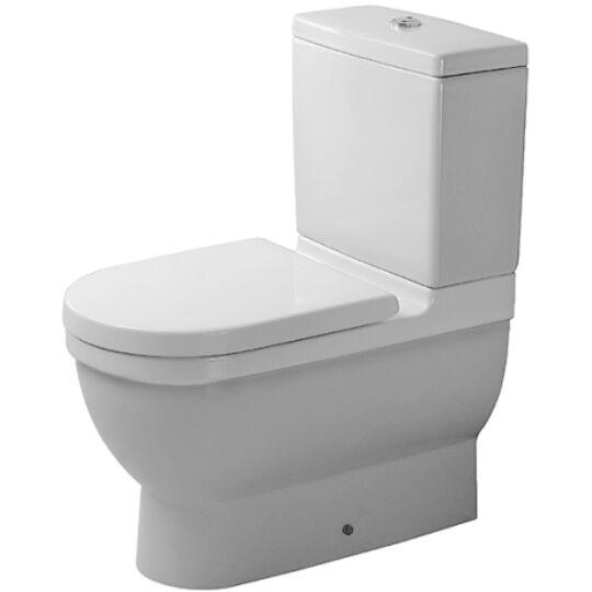 Duravit Starck 3 Álló WC kombináció mélyöblítésű Varis kifolyás 0128090000