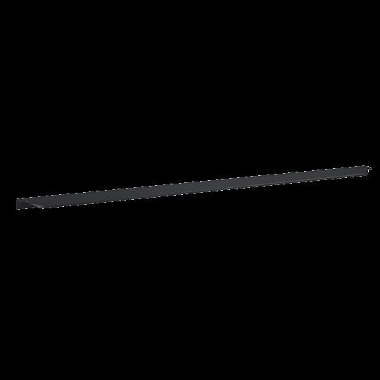 Elite Laholm fogantyú, Laholm bútorhoz, 70cm, fekete, 167579