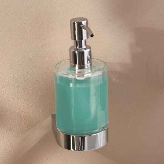 Emco Flow folyékony szappan adagoló, króm, 272100100