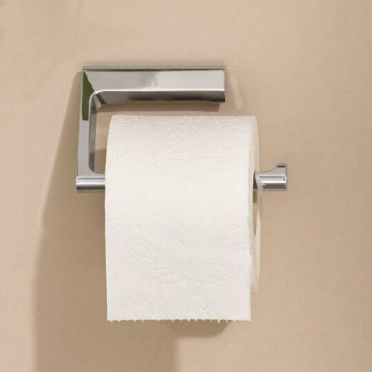 Emco Flow WC papír tartó, fedél nélkül króm, 270000100