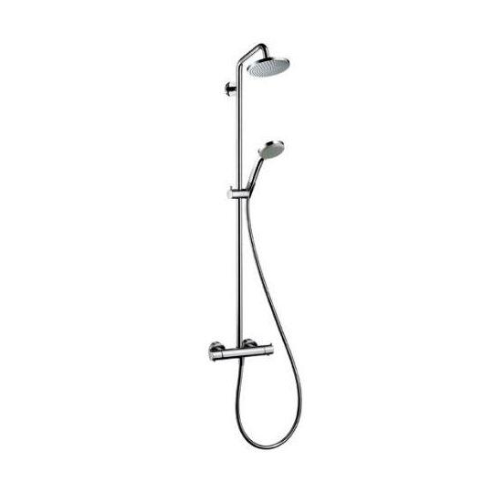 Hansgrohe Croma Showerpipe 220 EcoSmart króm 27188000