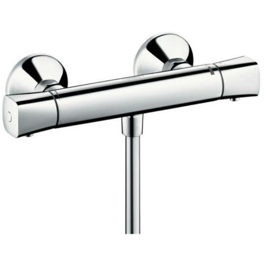 Hansgrohe Ecostat Universal termosztátos zuhanycsaptelep, zuhanyszett nélkül, króm, 13122000