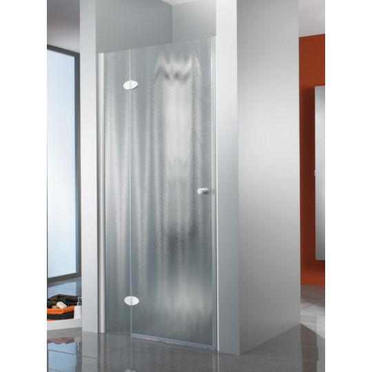 HSK Premium Classic nyilóajtó épített zuhanyfülkéhez 80x200cm króm