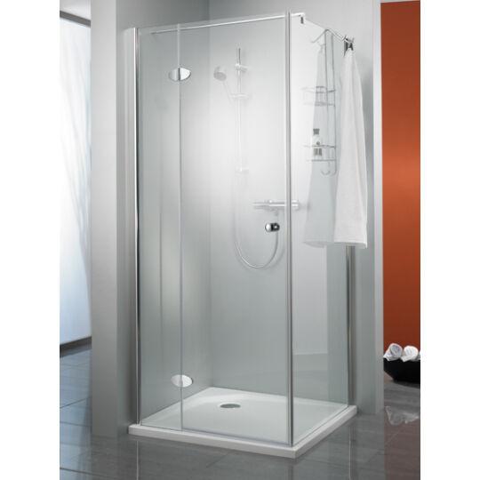 HSK Premium Classic nyilóajtó oldalfalhoz 80x200cm króm