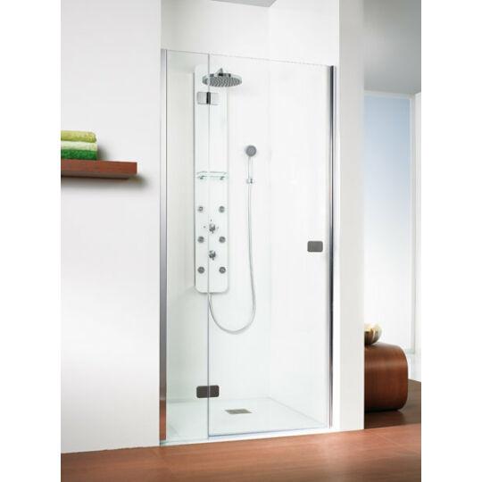 HSK Premium Softcube nyilóajtó épített zuhanyfülkéhez 80x200cm króm