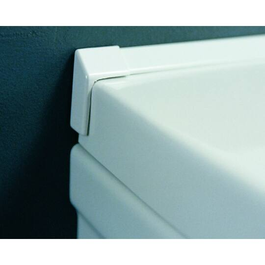 Kolpa-San Vízvető profil fürdőkádakhoz és zuhanytálcákhoz 2x195 cm