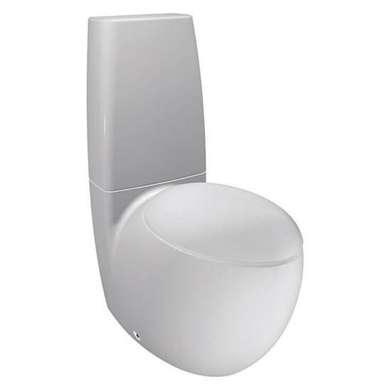 Laufen Alessi One Álló kombi WC mélyöblítéssel, tartály és ülőke nélkül, Vario lefolyós 8.2297.6.400.000.1