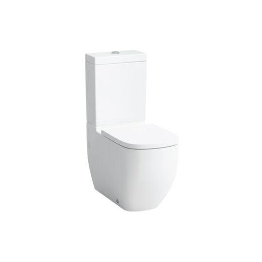 Laufen Palomba Álló kombi WC mélyöblítésű, Vario lefolyós 8.2480.6.400.000.1