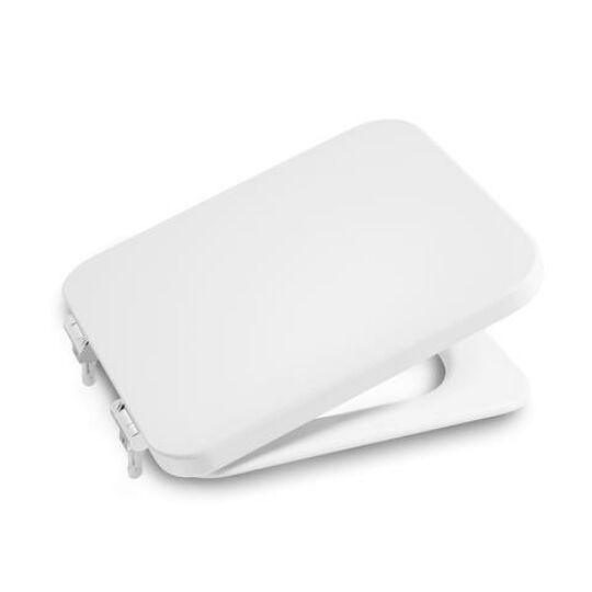 Roca Element WC ülőke fedéllel lecsapódás gátlóval A801572004