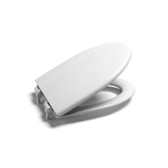 Roca America WC ülőke fehér fedéllel A801492004