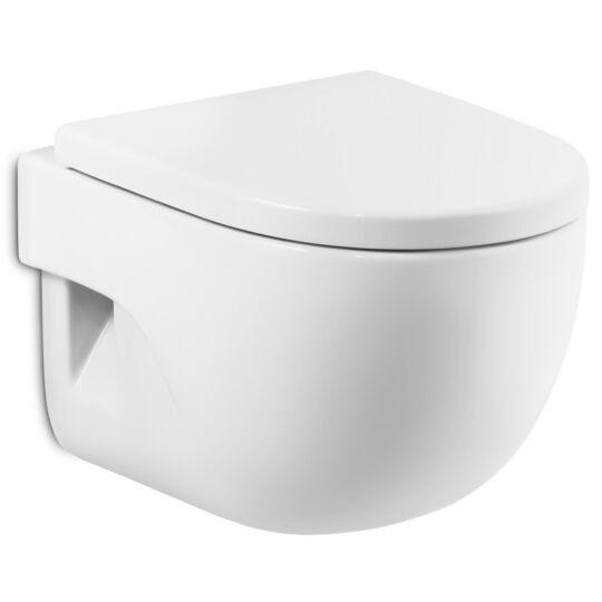 Roca Meridian Fali Compact WC csésze mély öblítés 36x48cm A346248000