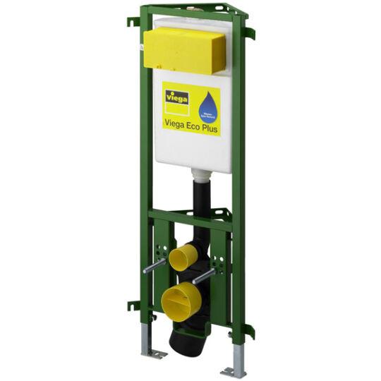 Viega Eco Plus WC elem falra szerelt WC-hez 606664