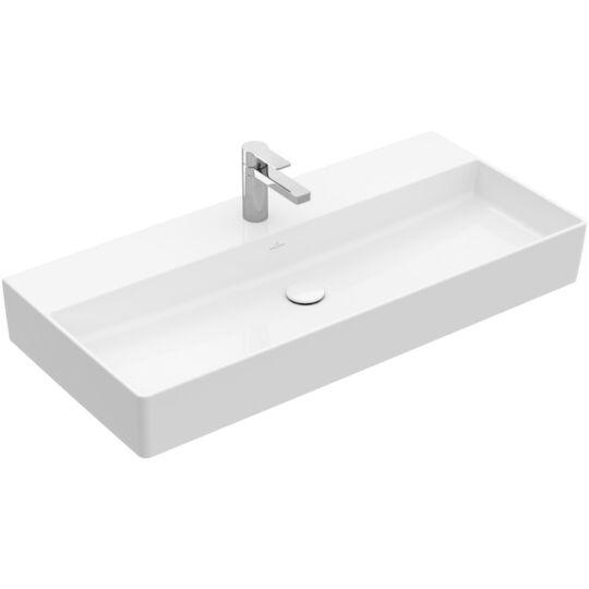 Villeroy & Boch Memento 2.0 ráültethető mosdó, 100x47cm, 4A221G01