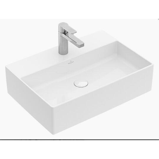 Villeroy & Boch Memento 2.0 ráültethető mosdó, 60x42cm, 4A076001