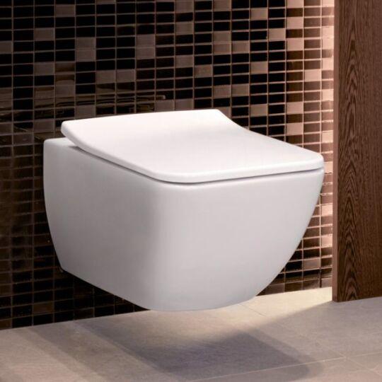 Villeroy & Boch Venticello DirectFlush WC, slimseat line ülőkével, 4611RL01