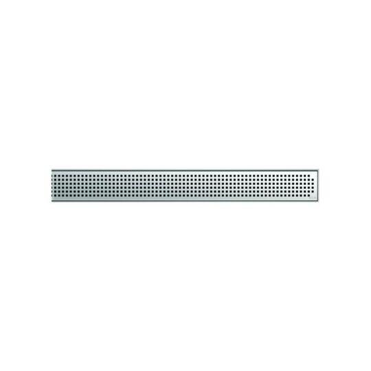 ACO COMFORT 585mm-es szita mintás zuhanyfolyóka rács 9010.88.67