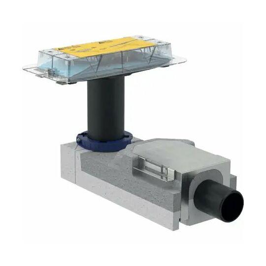Geberit Cleanline beépítő alapkészlet 90/50mm
