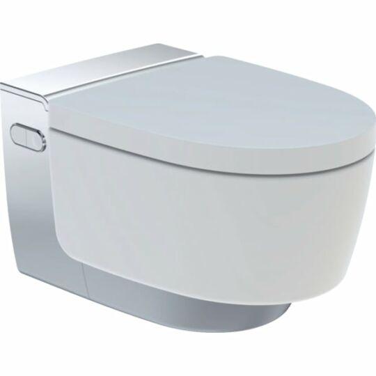 Geberit AquaClean Mera Comfort komplett higiéniai berendezés, fali WC-vel, 146.213.21.1