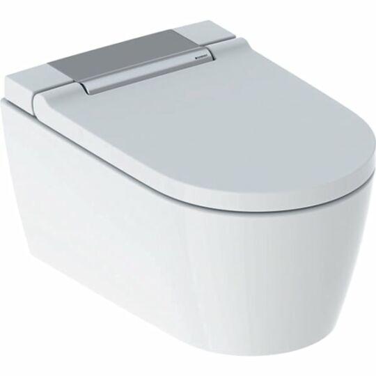 Geberit AquaClean Sela komplett higiéniai berendezés fali WC-vel, 146.223.21.1