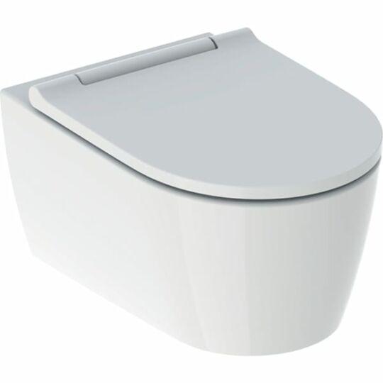 Geberit ONE TurboFlush fali WC, ülőkével, 500.202.01.1