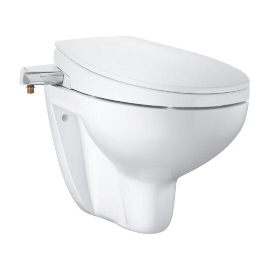 Grohe Bau Ceramic perem nélküli fali wc, ülőkével, 3965SH0