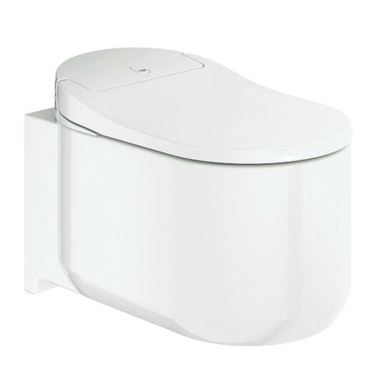 Grohe Bidéfunkciós WC rendszer, antibakteriális bevonattal, fehér, 39354SH1