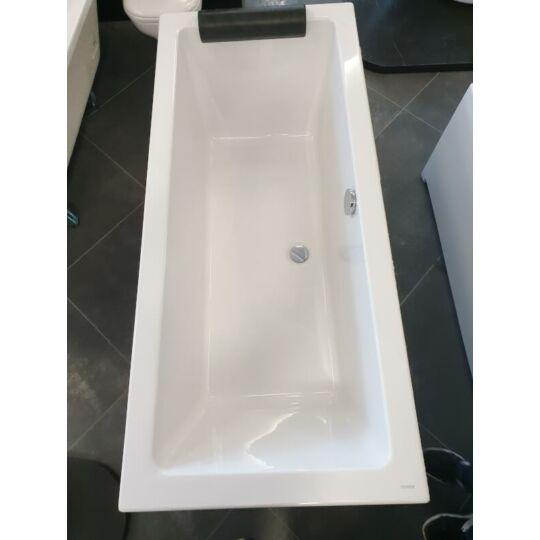 Riho Lusso akril fürdőkád, 170x75cm, lábakkal, lefolyóval