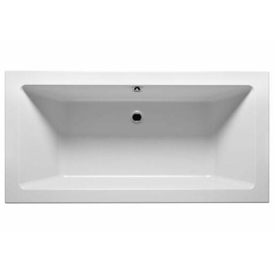 Riho Lugo akril fürdőkád, kádláb, kád le-és túlfolyó nélkül, 170x75cm, BT0100500000000