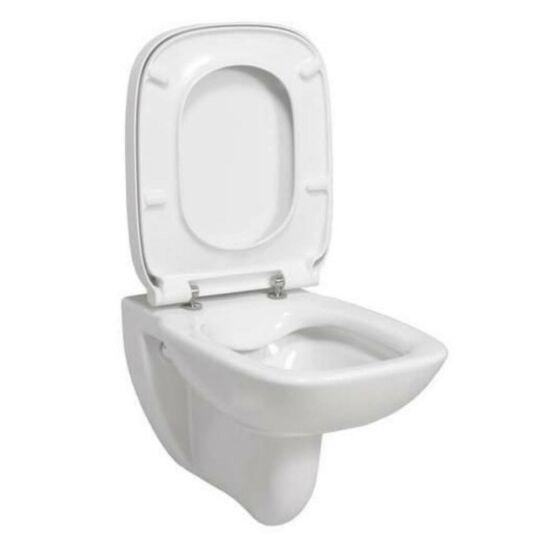 Roca Debba Rimless mélyöblítésű fali WC,  A34699L000