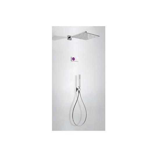 Tres Zuhanyrendszer falsík alatti termosztatikus Digitális 092.865.63